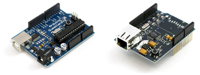 Create a Mini-Arduino Web Server Project With An Ethernet