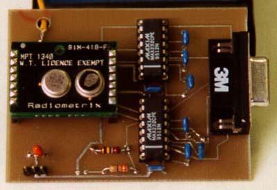elmo-pcb-implementation